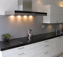 Küche Schutzwand rückwand für küche oder badezimmer